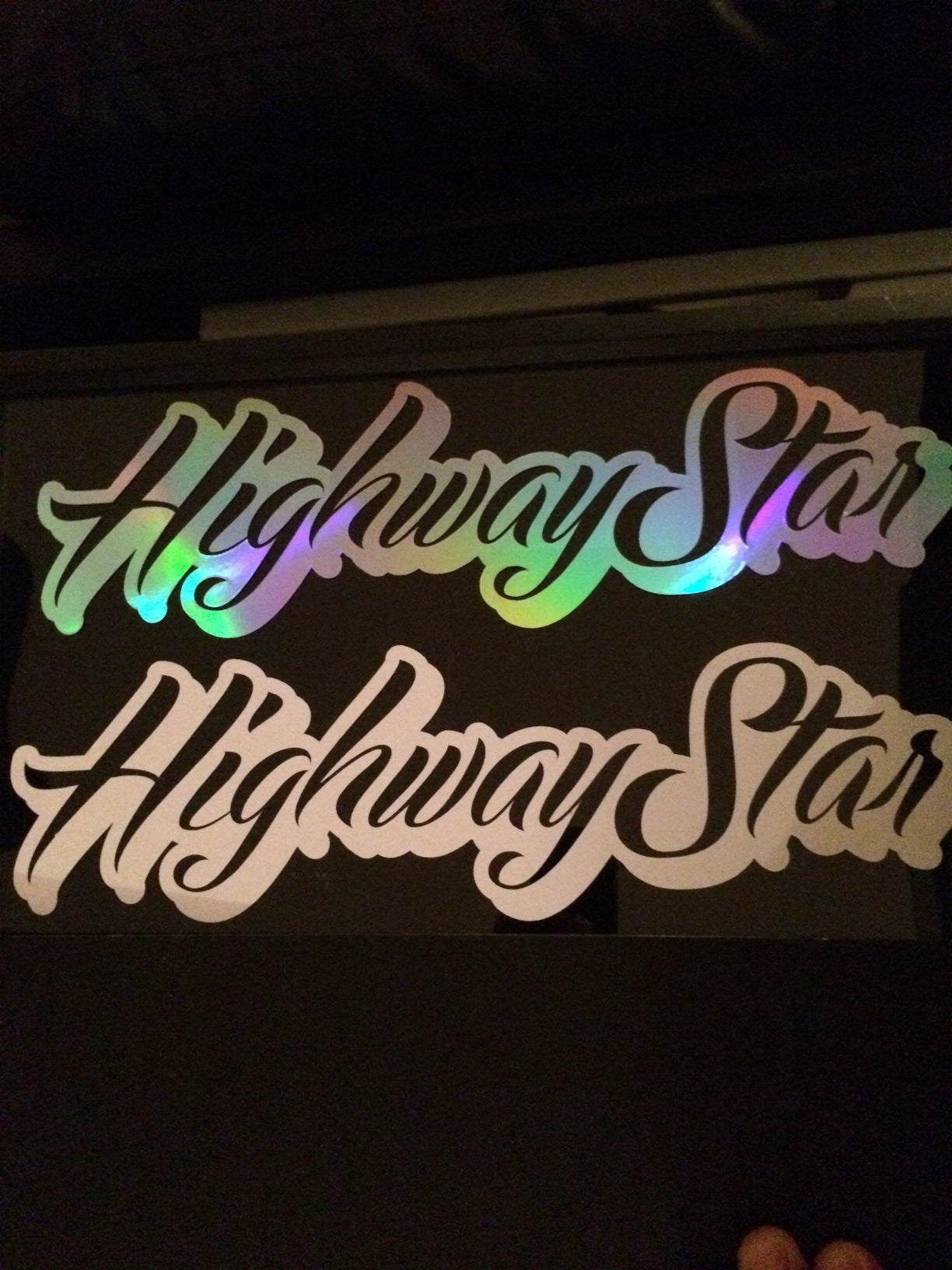 Image of HighwayStar Comic Banner