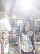 Image of Cotton long sleeves shirt / 拼布長袖恤 code:144