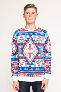 Image of BLM Native2 Mens Sweatshirt