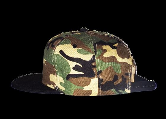 Image of Woodlands Camouflage Snapback