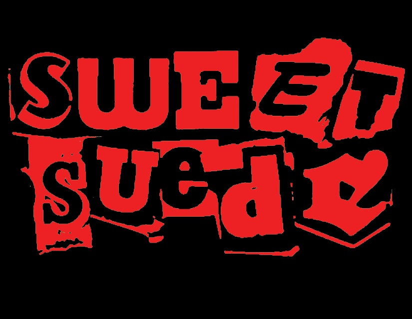 "Image of sweet suede ""buddy issue"" #1"