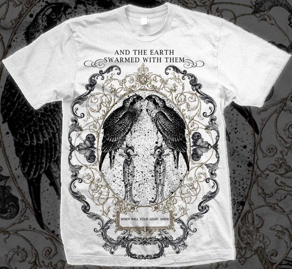 Image of 'When will your light shine' Shirt.
