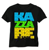 "Image of Kazzabe ""Si Sabe"" - Camisa Oficial"