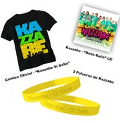 "Image of Kazzabe ""Si Sabe"" - Paquete Completo! Combo"