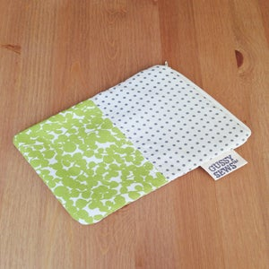 Image of Pieced Moss eReader case // Fancy Dot