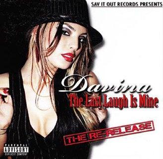 """Image of """"The Last Laugh Is Mine"""" CD (Album #1)"""