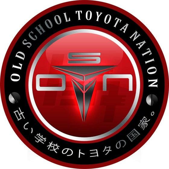 Old School Toyota Logo