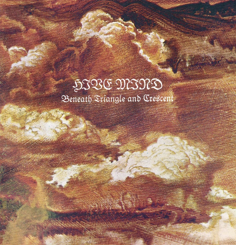 "Image of Hive Mind ""Beneath Triangle and Crescent"" LP [CH-271]"