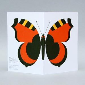 Image of Small Tortoiseshell card