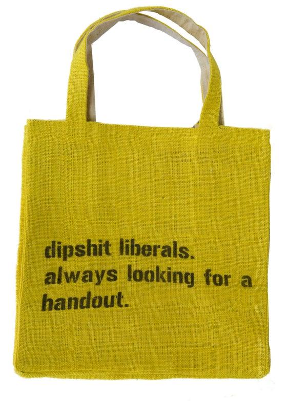 Image of FALLEN FRUIT: Everyday Object, over-the-shoulder bag, 2008