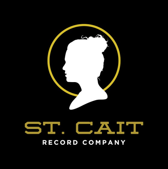 Image of St. Cait Record Company Sticker