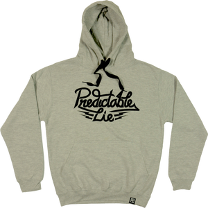 Image of Heather Grey Flash Hoodie