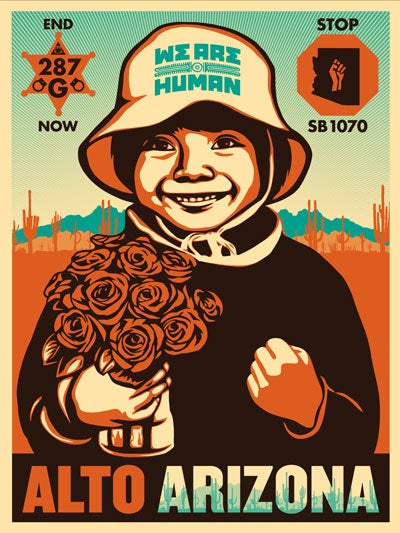 Image of Alto Arizona Small Girl Sticker