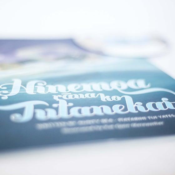 Image of Hinemoa rāua ko Tutanekai // Book + Audio CD