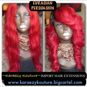 Image of Eurasian BODY WAVE  *THIS HAIR COMES IN NATURAL UNPROCESSED COLOR AND IS NOT SOLD CUSTOM COLORED*