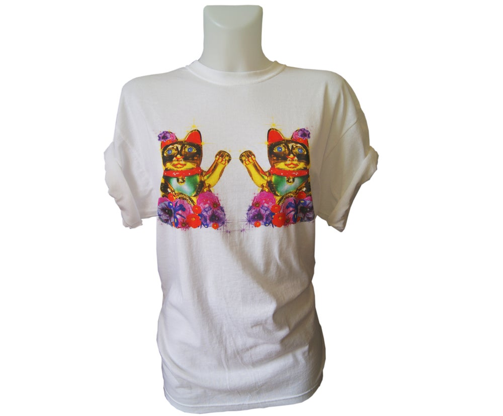 Image of 'LUCKY BOOBS'- Unisex T-Shirt