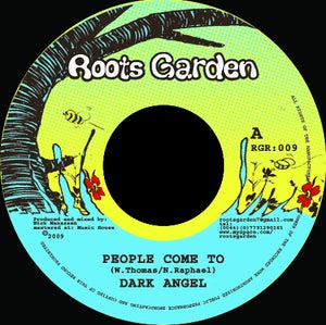 "Image of 7"" Dark Angel 'People Come To' / Manasseh 'People Rhythm'"
