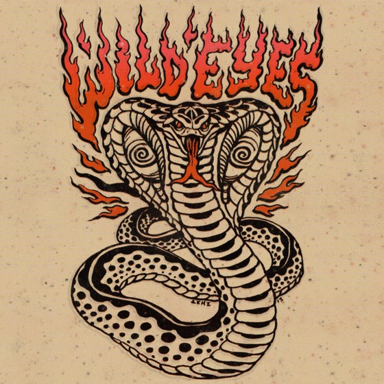 Image of WILD EYES S.F. - 'Get Into It!' LP