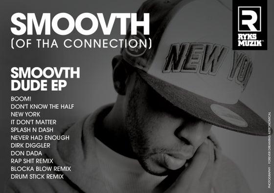 Image of RM-003 SmooVth Dude EP / RM-002 Dah Projekt Instrumentalz
