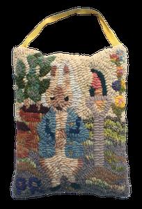 Image of Peter Rabbit in Garden