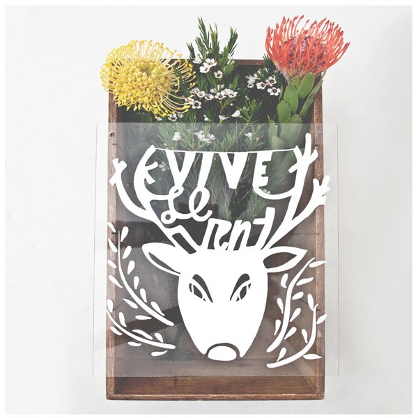 Image of Vive Le Vent Decal