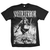 "Image of SHEER TERROR ""Monkeybars"" T-Shirt"
