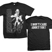"Image of SKINHEAD ""I Don't Care About You"" T-Shirt"