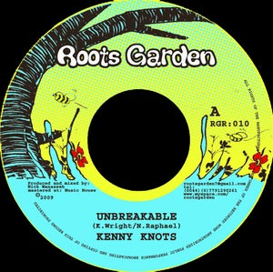 "Image of 7"" Kenny Knots 'Unbreakable' / Bob Skeng 'Tek Caution' (People rhythm)"