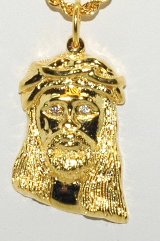 Image of Micro Messiah Jesus Head