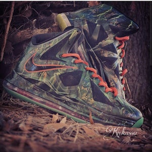 Image of Duck Commander Camo Lebron 11