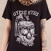 "Image of Gypsé Eyes // Killer Acid colab ""Ride Wet"" shirt"