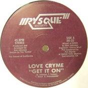 Image of LOVE CRYME - Get It On - FFFreak - MODERN FUNK BOOGIE 12