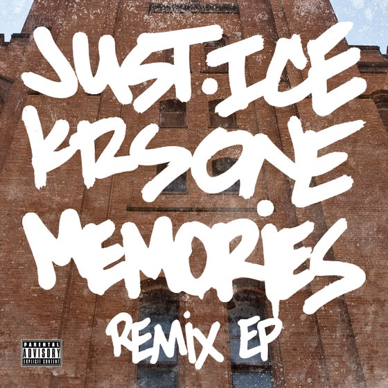 Image of Memories Remix EP - Just Ice and KRS ONE