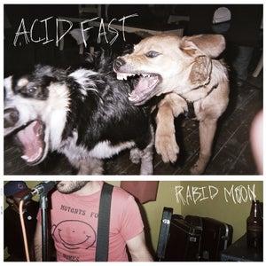 "Image of ACID FAST ""Rabid Moon"" vinyl LP"