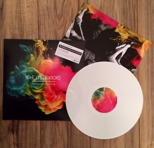 "Image of ""Put Your Love In Front Of Me"" - Ltd Edition White Vinyl album (c/w MP3 download) (2013)"