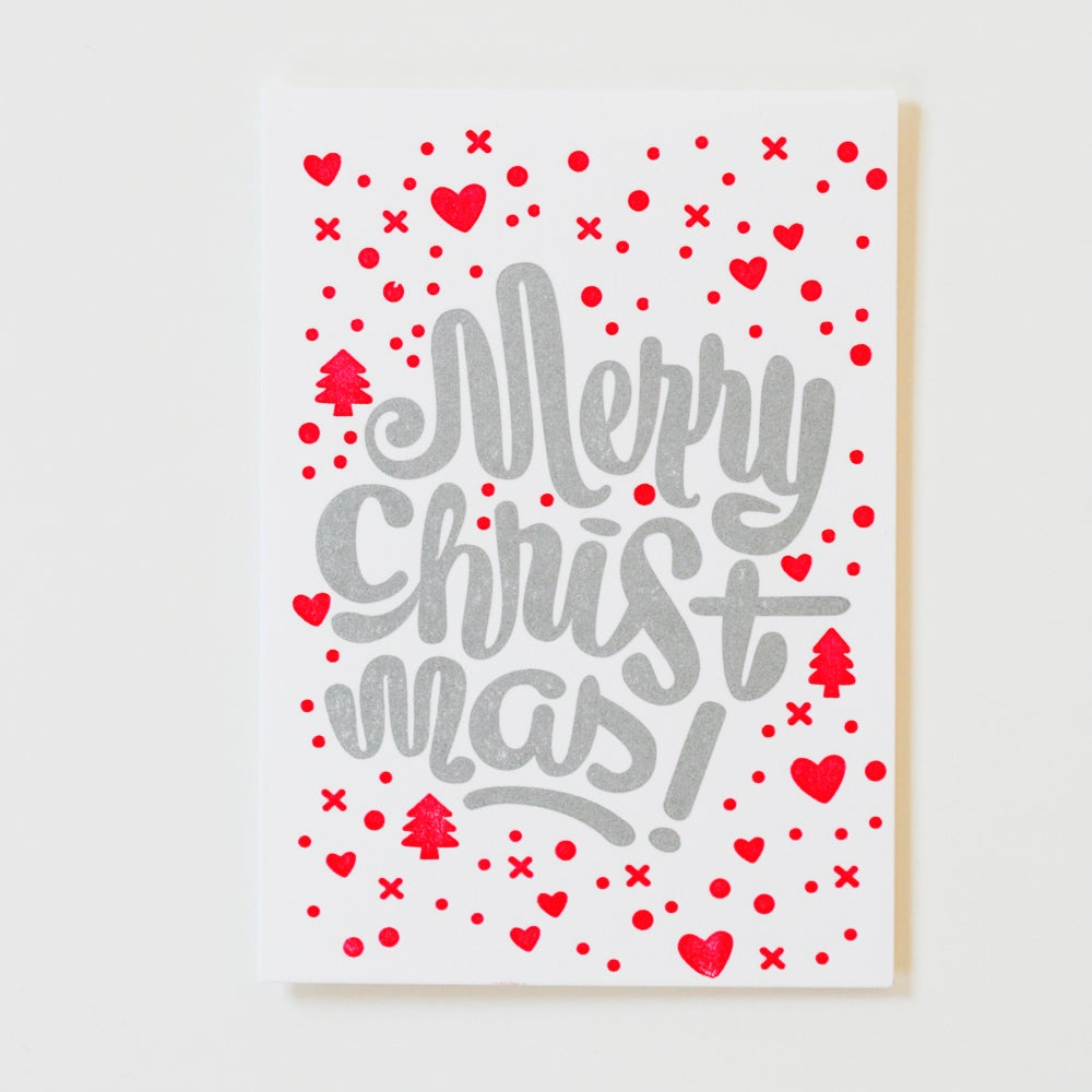 Image of Happy/Merry cards