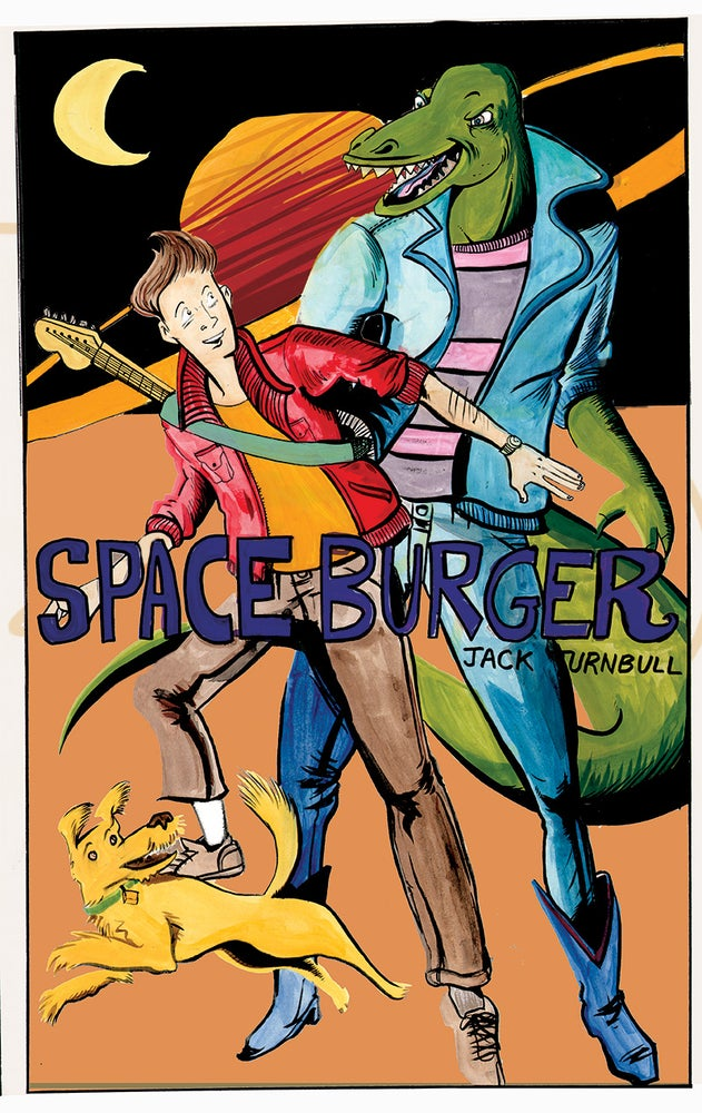 Image of SPACE BURGER
