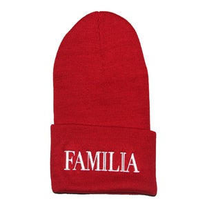 Image of Familia Beanie (Red)