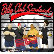 "Image of BILLY CLUB SANDWICH ""Usual Suspects"" Mousepad"