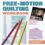 Image of Free-Motion Quilting Workbook (preorder)