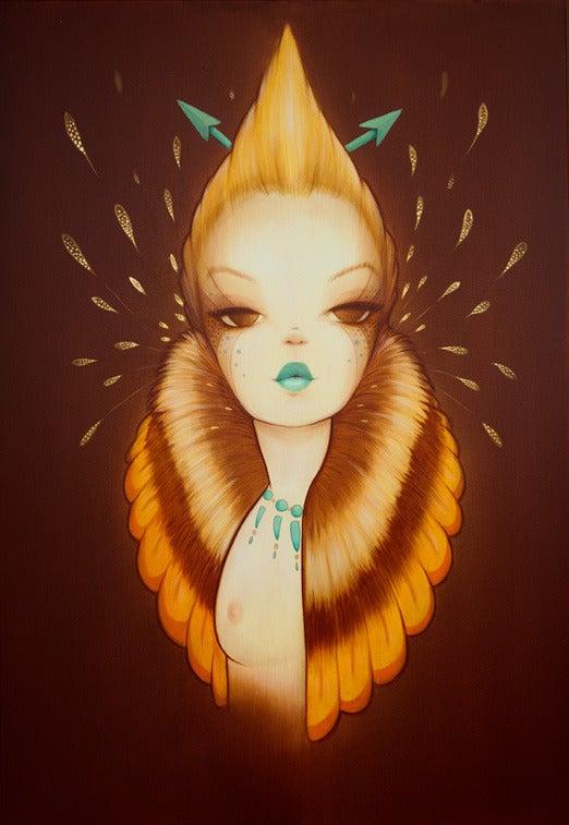 "Image of Anarkitty - ""Chief Kimi Mila"""