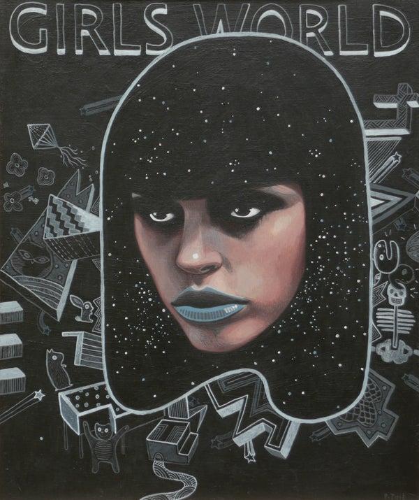 """Image of Pamela Tait - """"Girls World"""""""