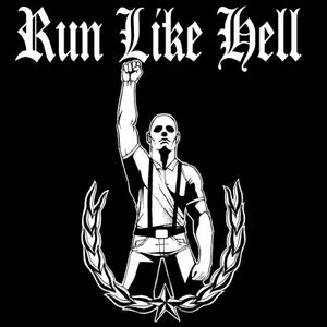 "Image of RUN LIKE HELL - Self Titled 7"" Vinyl EP"