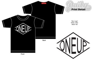 "Image of ""ONEUP Logo"" Tee"