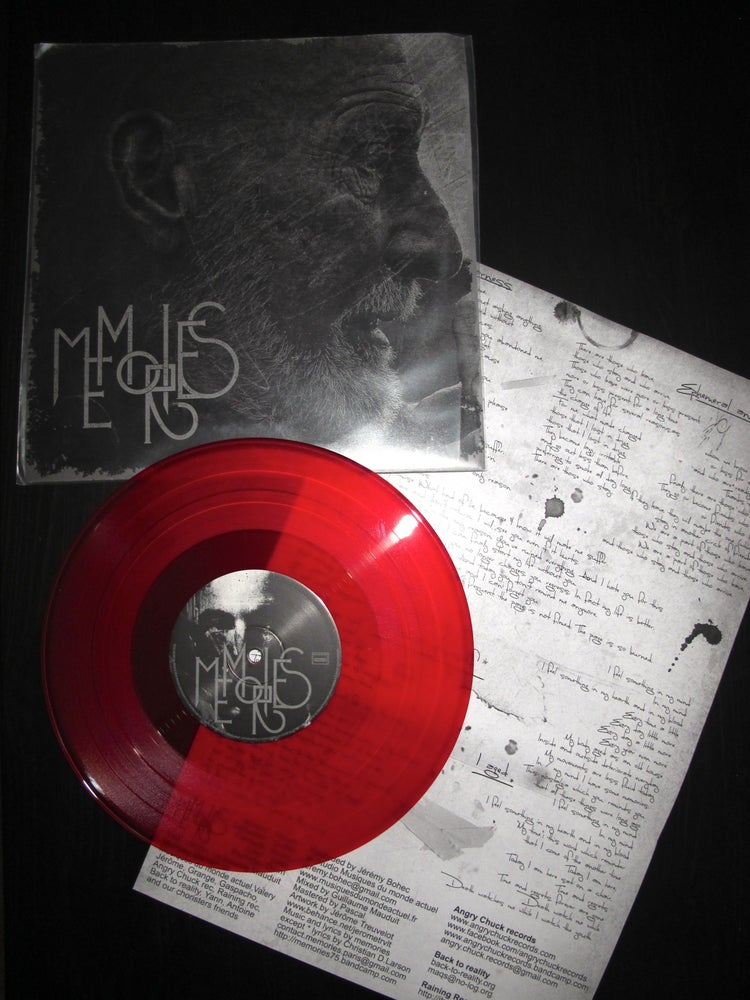 """Image of 1st EP Vinyl Edition (10"""")"""