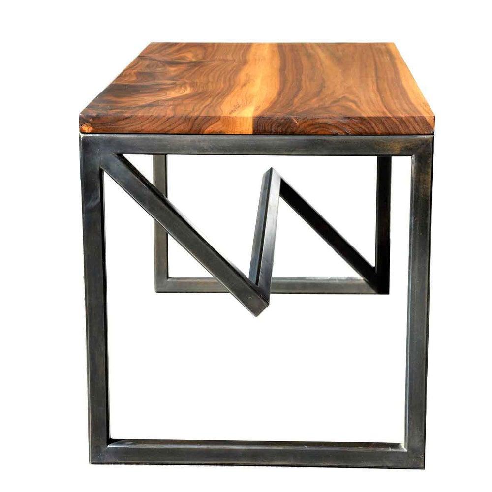 Image of WALNUT COFFEE TABLE Z
