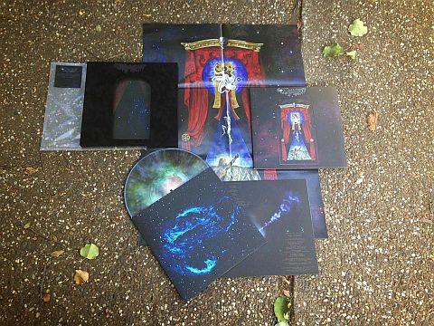 Image of Merkstave - Nitzotzot Deluxe LP