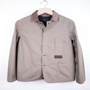 Image of Engineered Garments - Blanket Lined Ripstop Chore Jacket