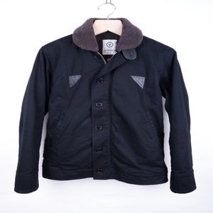 Image of Visvim - Deckhand Gore-Tex Pile Lined Jacket