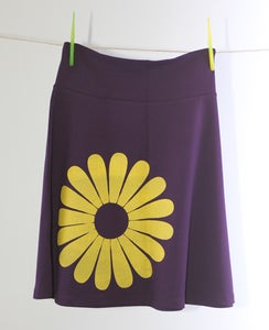 Image of Skirt, Lonely Flowers, Brombeere